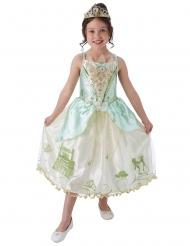 Prinses Tiana™ kostuum met kroon voor meisjes