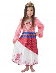 Prinses Mulan™ prinses kostuum met kroon voor meisjes