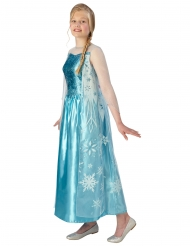 Klassiek Elsa Frozen™ kostuum voor tieners