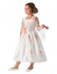Wit prinses Belle™ kostuum voor meisjes