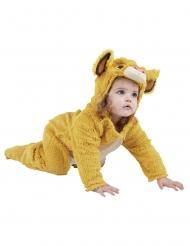 Pluche Simba™ kostuum voor baby