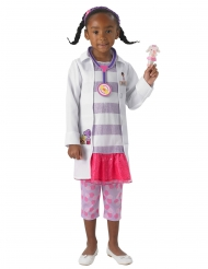 Deluxe Speelgoeddokter™ kostuum voor meisjes