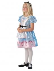 Luxe Alice in Wonderland™ kostuum voor meisjes