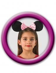 Minnie™ muizenoren haarband met lovertjes voor meisjes