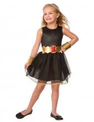 Avengers™ Black Widow kostuum met tutu voor meisjes