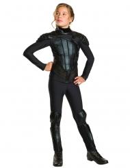 Katniss Hunger Games™ rebel kostuum voor tieners