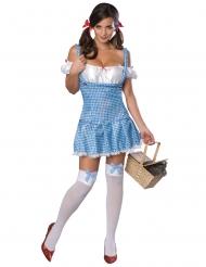 Sexy Dorothy The Wizard of Oz™ kostuum voor vrouwen