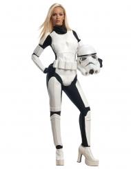 Star Wars™ Stormtrooper kostuum voor vrouwen