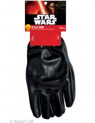 Kylo Ren Star Wars VII™ handschoenen voor kinderen