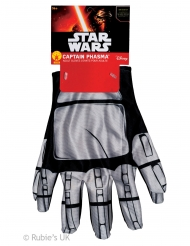 Star Wars VII™ Captain Phasma handschoenen voor volwassenen