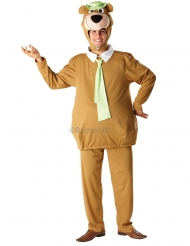 Yogi Bear™ kostuum voor volwassenen