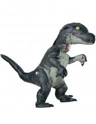 Jurassic World™ velociraptor kostuum voor volwassenen
