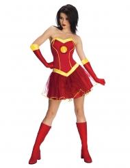 Iron Girl™ kostuum voor vrouwen
