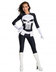 The Punisher™ kostuum voor vrouwen