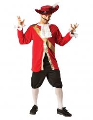 Kapitein Haak™ kostuum voor volwassenen