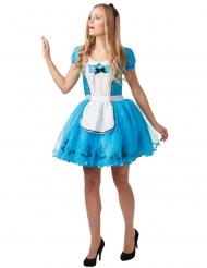 Alice in Wonderland™ kostuum voor dames