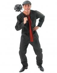 Schoorsteenveger Bert™ kostuum voor mannen