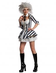 Miss Beetlejuice™ kostuum voor vrouwen
