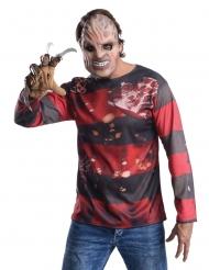 Freddy Krueger™ kostuum met handschoen voor volwassenen