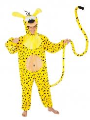 Marsupilami™ kostuum voor volwassenen