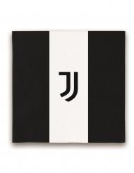 20 papieren Juventus™ servetten