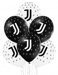 12 Latex Juventus™ ballonnen