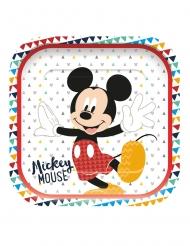 4 rechthoekige premium Mickey™ borden