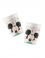 8 kartonnen premium Mickey™ bekers