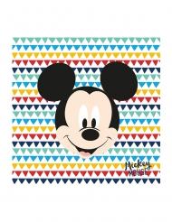 20 premium papieren Mickey™ servetten