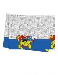 Plastic premium Avengers™ tafelkleed