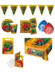 Dinosaurus verjaardag pack