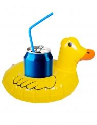 Gele eend mini boei voor drankjes