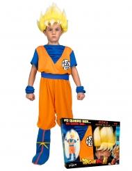 Super Saiyan Goku Dragon Ball Z™ kostuum voor jongens