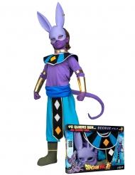 Beerus Dragon Ball™ kostuum voor kinderen cadeauverpakking