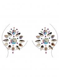 Geometrische patronen decolleté juwelen voor volwassenen