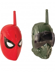 2 Spiderman Homecoming™ Walkie Talkies
