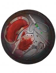 8 bloederige gereedschap borden