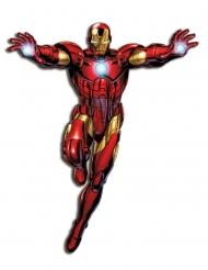 Beweegbare Iron Man™ muurdecoratie