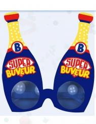 Super Buveur bril voor volwassenen