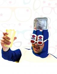 Captain Vodka bril voor volwassenen