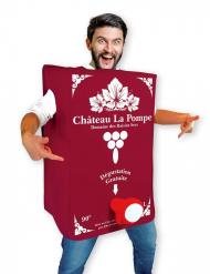 Cubi wijn kostuum