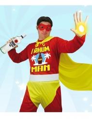 I Rhum Man kostuum voor volwassenen