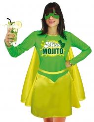 Miss Mojito kostuum voor vrouwen