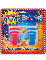 Shotglas pong set