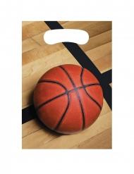 8 basketbal feestzakjes