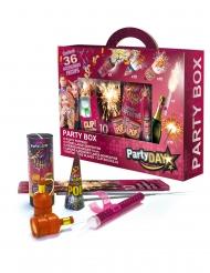 Partybox met 26 accessoires