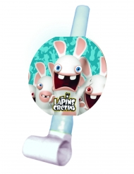 6 Raving Rabbids™ roltongen