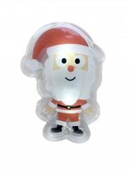Kerstman LED sticker