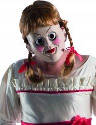 Annabelle™ masker en pruik voor volwassenen