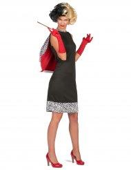 Cruella sprookjes kostuum voor dames